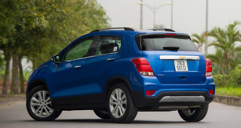 Đánh giá xe Chevrolet Trax LT 2017: Lựa chọn tốt trong phân khúc SUV 5 chỗ - Hình 5