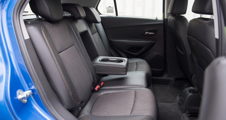 Đánh giá xe Chevrolet Trax LT 2017: Lựa chọn tốt trong phân khúc SUV 5 chỗ - Hình 10