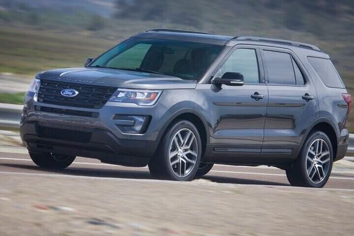 """Đánh Giá Xe Ford Explorer 2016 - mạnh mẽ và """"siêu"""" tiết kiệm nhiên liệu - Hình 1"""