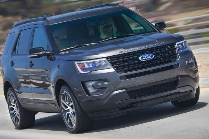 """Đánh Giá Xe Ford Explorer 2016 - mạnh mẽ và """"siêu"""" tiết kiệm nhiên liệu - Hình 2"""