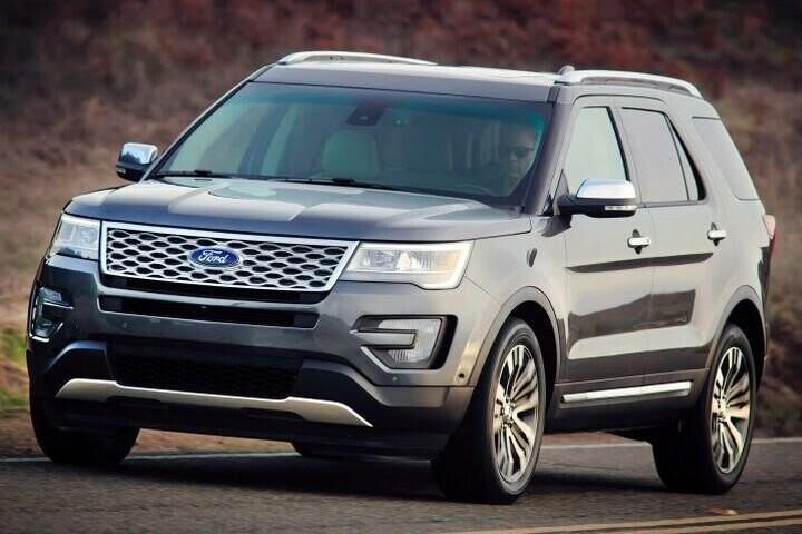 """Đánh Giá Xe Ford Explorer 2016 - mạnh mẽ và """"siêu"""" tiết kiệm nhiên liệu - Hình 6"""