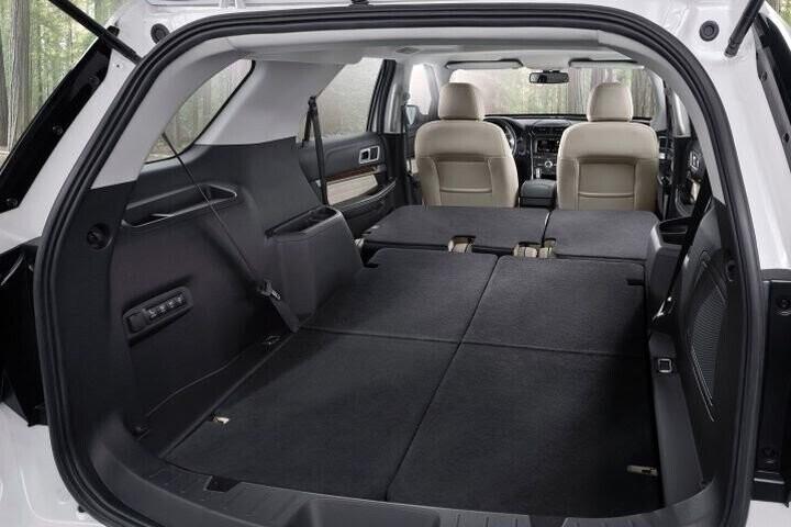 """Đánh Giá Xe Ford Explorer 2016 - mạnh mẽ và """"siêu"""" tiết kiệm nhiên liệu - Hình 12"""