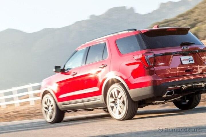 """Đánh Giá Xe Ford Explorer 2016 - mạnh mẽ và """"siêu"""" tiết kiệm nhiên liệu - Hình 18"""