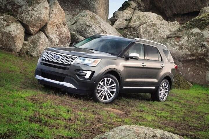 """Đánh Giá Xe Ford Explorer 2016 - mạnh mẽ và """"siêu"""" tiết kiệm nhiên liệu - Hình 22"""