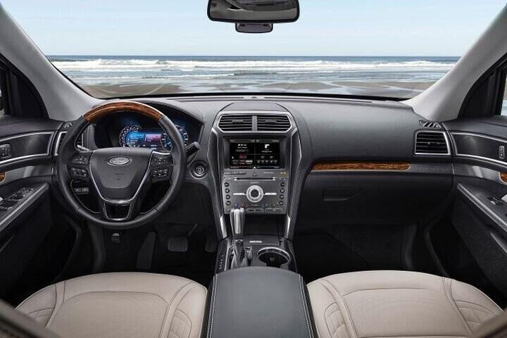 """Đánh Giá Xe Ford Explorer 2016 - mạnh mẽ và """"siêu"""" tiết kiệm nhiên liệu - Hình 25"""