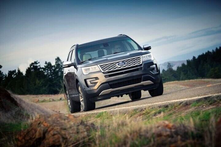 """Đánh Giá Xe Ford Explorer 2016 - mạnh mẽ và """"siêu"""" tiết kiệm nhiên liệu - Hình 26"""