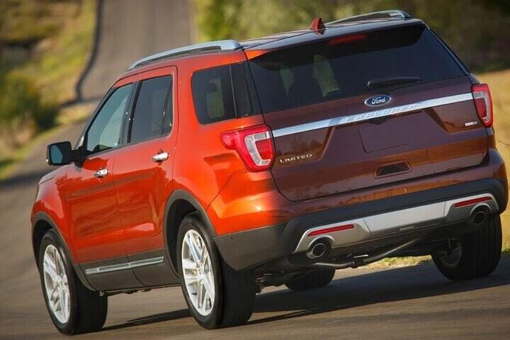 """Đánh Giá Xe Ford Explorer 2016 - mạnh mẽ và """"siêu"""" tiết kiệm nhiên liệu - Hình 29"""