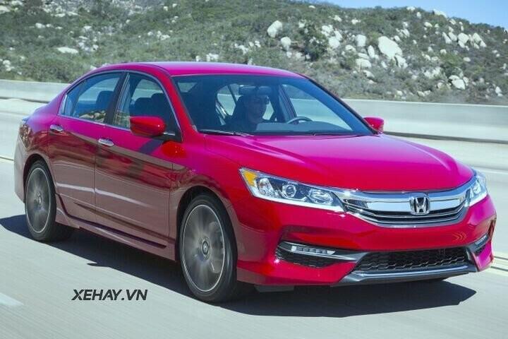 Đánh Giá Xe Honda Accord 2016 sẽ về Việt Nam trong năm nay - Hình 1
