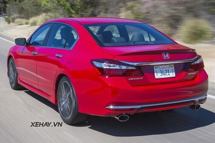 Đánh Giá Xe Honda Accord 2016 sẽ về Việt Nam trong năm nay - Hình 4