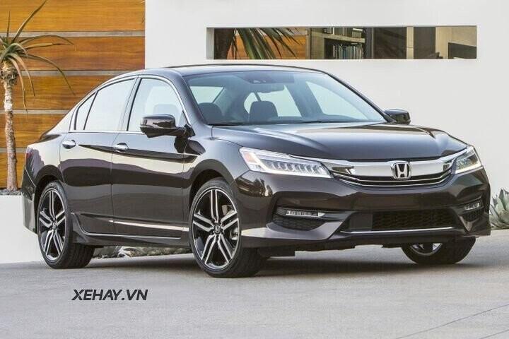 Đánh Giá Xe Honda Accord 2016 sẽ về Việt Nam trong năm nay - Hình 5