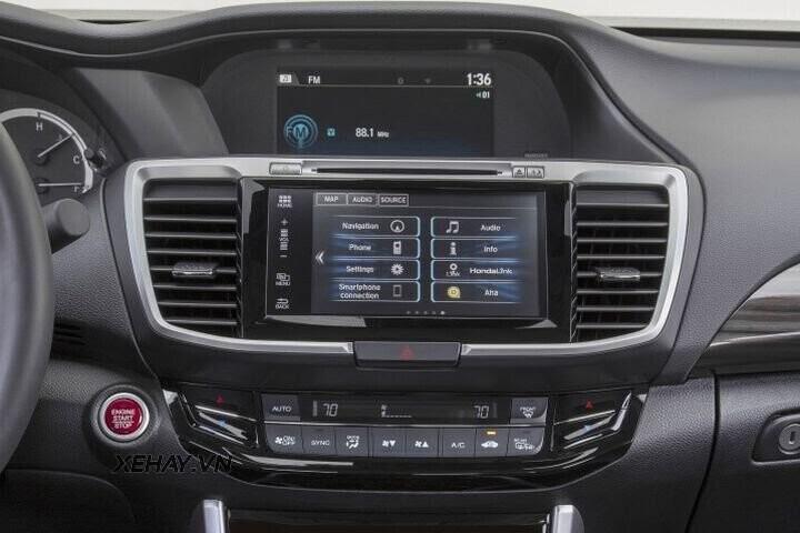 Đánh Giá Xe Honda Accord 2016 sẽ về Việt Nam trong năm nay - Hình 10