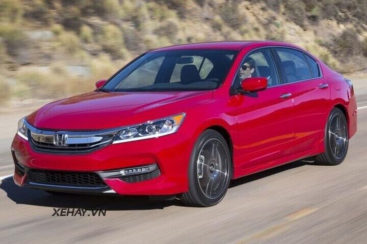 Đánh Giá Xe Honda Accord 2016 sẽ về Việt Nam trong năm nay - Hình 12