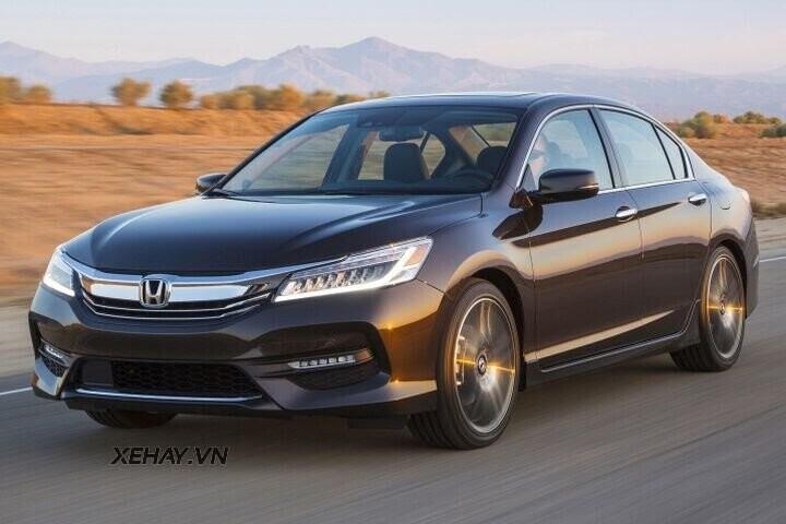 Đánh Giá Xe Honda Accord 2016 sẽ về Việt Nam trong năm nay - Hình 14