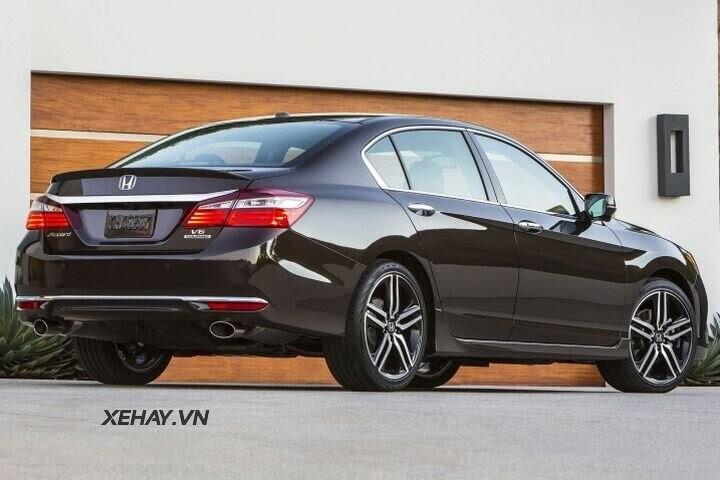 Đánh Giá Xe Honda Accord 2016 sẽ về Việt Nam trong năm nay - Hình 24