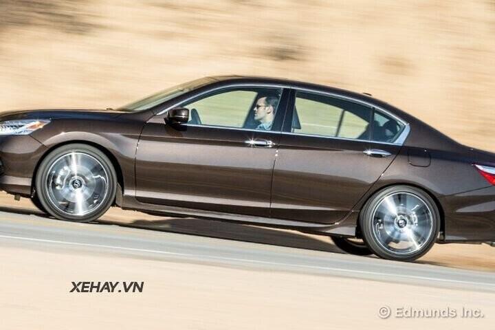 Đánh Giá Xe Honda Accord 2016 sẽ về Việt Nam trong năm nay - Hình 26