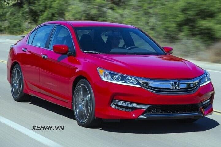 Đánh Giá Xe Honda Accord 2016 sẽ về Việt Nam trong năm nay - Hình 28