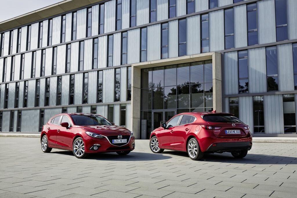 Đánh Giá Xe Mazda 3 2016 - thêm trang bị, giảm giá thành - Hình 2