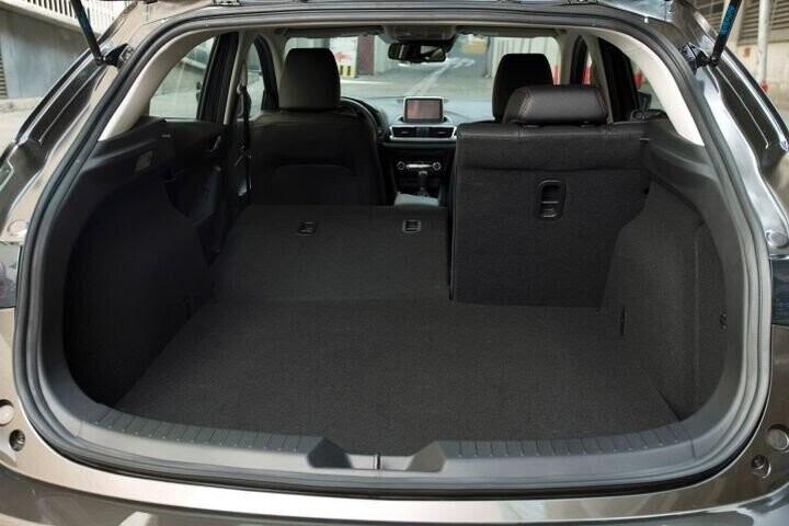 Đánh Giá Xe Mazda 3 2016 - thêm trang bị, giảm giá thành - Hình 9
