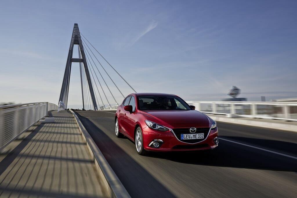Đánh Giá Xe Mazda 3 2016 - thêm trang bị, giảm giá thành - Hình 18