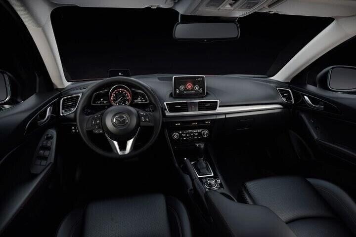 Đánh Giá Xe Mazda 3 2016 - thêm trang bị, giảm giá thành - Hình 23