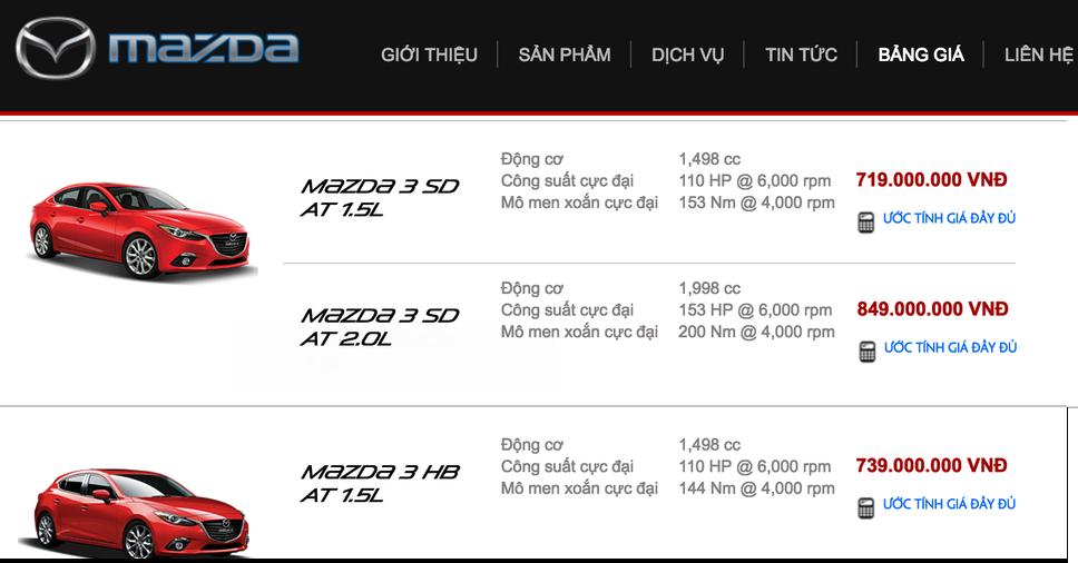 Đánh Giá Xe Mazda 3 2016 - thêm trang bị, giảm giá thành - Hình 25