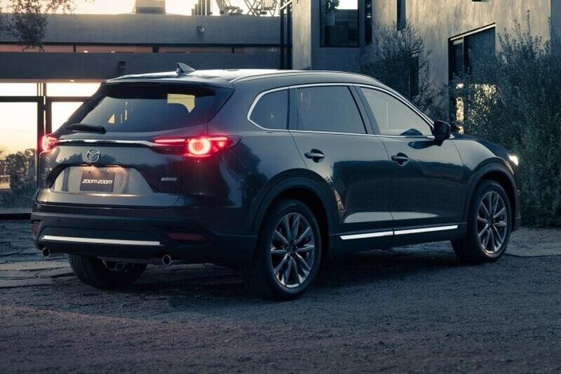 Đánh Giá Xe Mazda CX-9 2016 - tăng giá nhưng thay đổi toàn diện - Hình 2