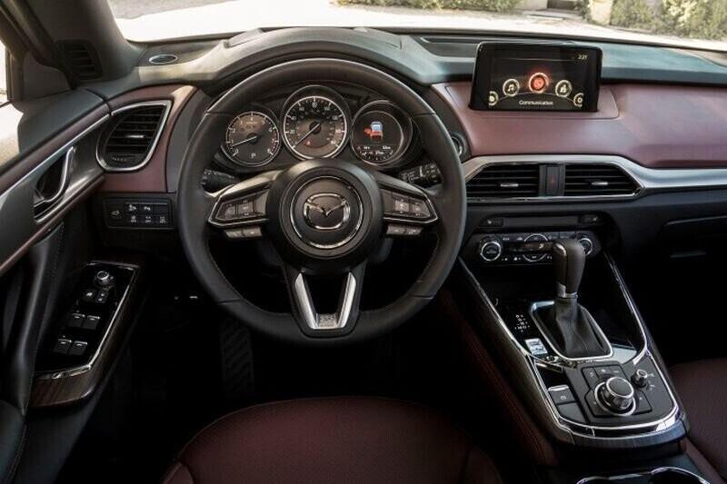 Đánh Giá Xe Mazda CX-9 2016 - tăng giá nhưng thay đổi toàn diện - Hình 5