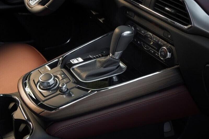 Đánh Giá Xe Mazda CX-9 2016 - tăng giá nhưng thay đổi toàn diện - Hình 6
