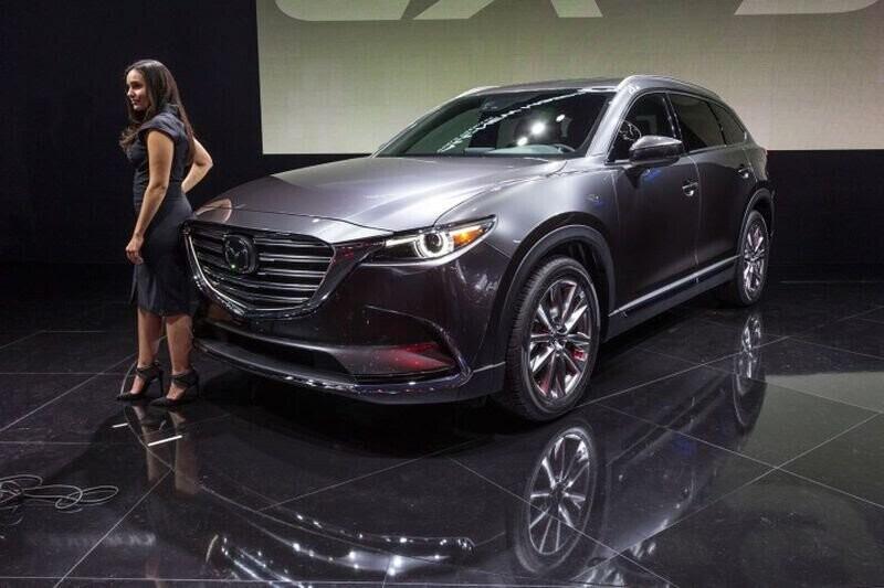 Đánh Giá Xe Mazda CX-9 2016 - tăng giá nhưng thay đổi toàn diện - Hình 9