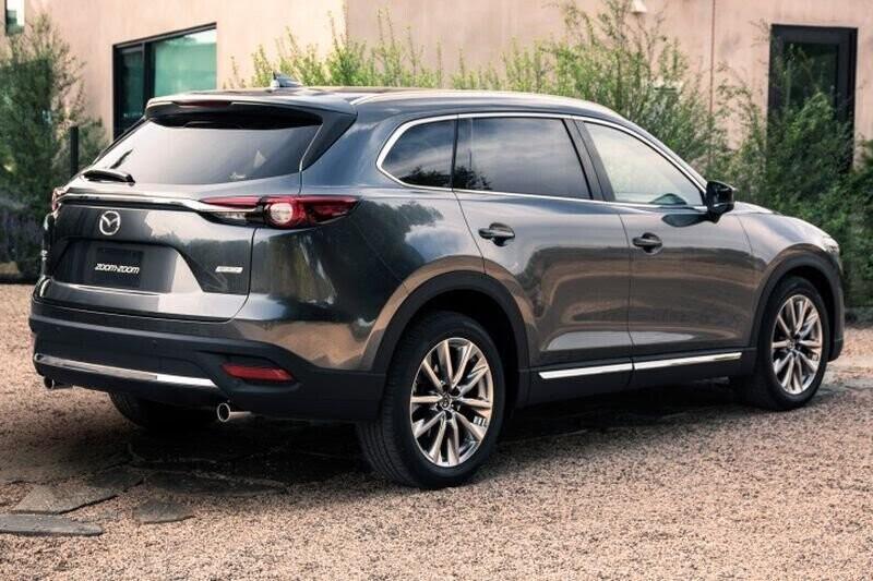 Đánh Giá Xe Mazda CX-9 2016 - tăng giá nhưng thay đổi toàn diện - Hình 10