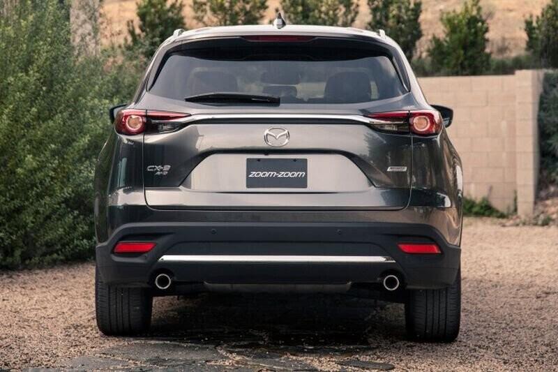 Đánh Giá Xe Mazda CX-9 2016 - tăng giá nhưng thay đổi toàn diện - Hình 11