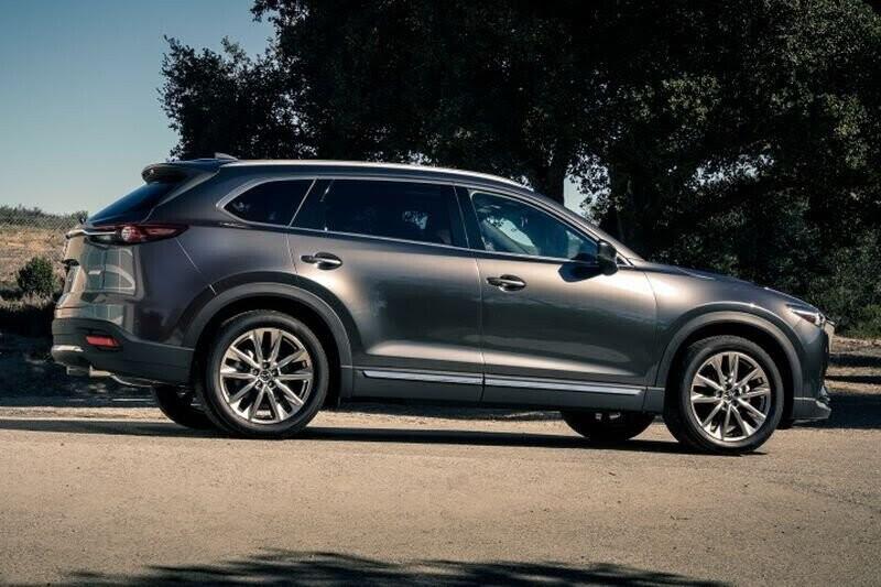 Đánh Giá Xe Mazda CX-9 2016 - tăng giá nhưng thay đổi toàn diện - Hình 12