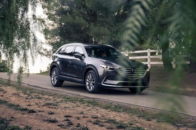 Đánh Giá Xe Mazda CX-9 2016 - tăng giá nhưng thay đổi toàn diện - Hình 15