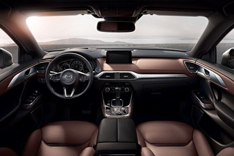 Đánh Giá Xe Mazda CX-9 2016 - tăng giá nhưng thay đổi toàn diện - Hình 16