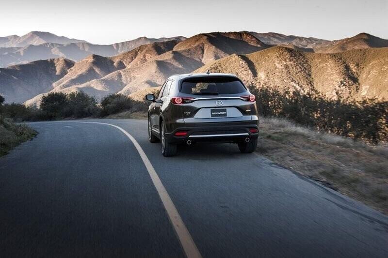 Đánh Giá Xe Mazda CX-9 2016 - tăng giá nhưng thay đổi toàn diện - Hình 19