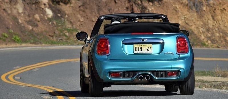 [ĐÁNH GIÁ XE] Mini Cooper Convertible 2016 - xe cỡ nhỏ - Hình 3