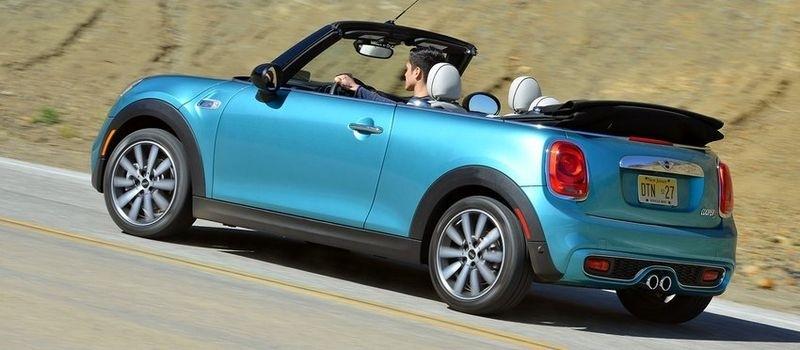 [ĐÁNH GIÁ XE] Mini Cooper Convertible 2016 - xe cỡ nhỏ - Hình 4