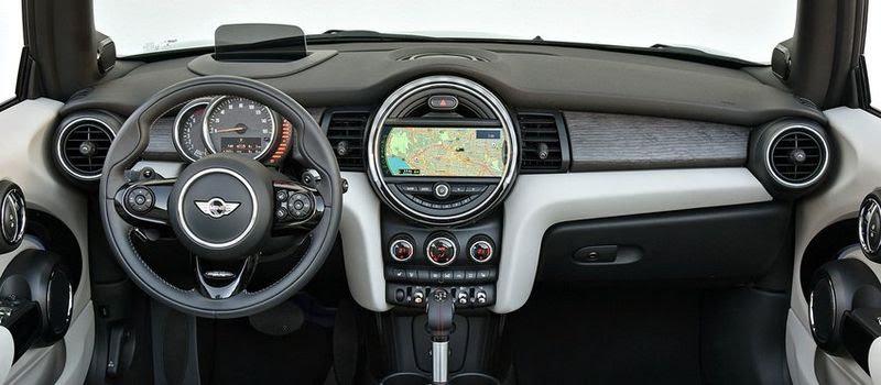 [ĐÁNH GIÁ XE] Mini Cooper Convertible 2016 - xe cỡ nhỏ - Hình 8