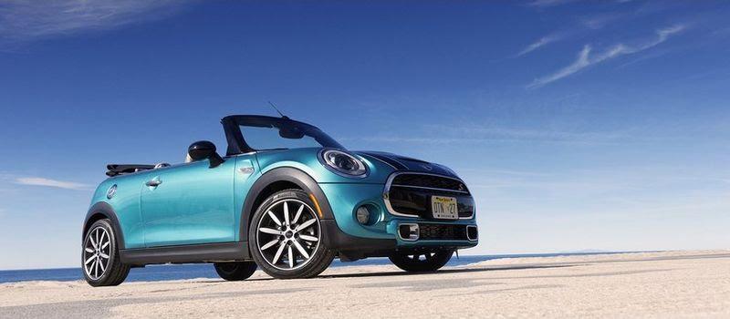 [ĐÁNH GIÁ XE] Mini Cooper Convertible 2016 - xe cỡ nhỏ - Hình 12