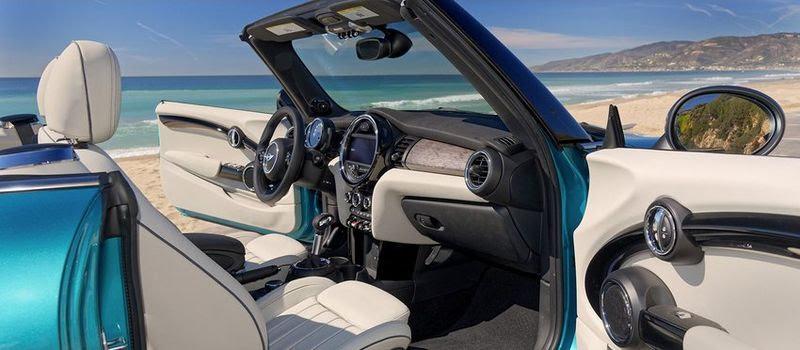 [ĐÁNH GIÁ XE] Mini Cooper Convertible 2016 - xe cỡ nhỏ - Hình 14