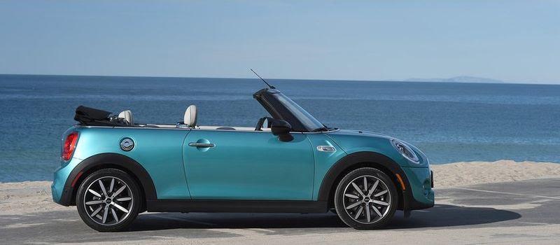 [ĐÁNH GIÁ XE] Mini Cooper Convertible 2016 - xe cỡ nhỏ - Hình 15