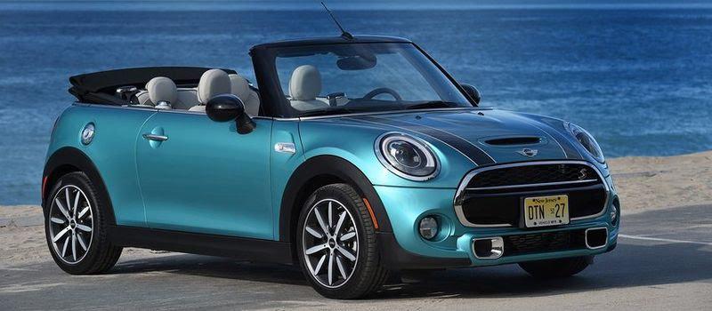 """Đánh Giá Xe Mini Cooper Convertible 2016 - xe cỡ nhỏ """"đáng gờm"""" giá 1,6 tỷ đồng tại Việt Nam - Hình 1"""