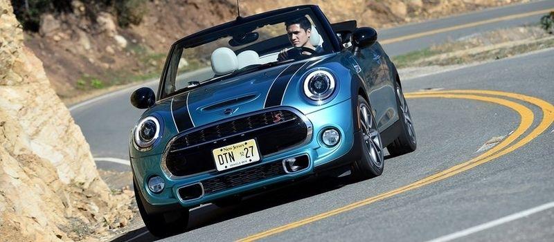 """Đánh Giá Xe Mini Cooper Convertible 2016 - xe cỡ nhỏ """"đáng gờm"""" giá 1,6 tỷ đồng tại Việt Nam - Hình 6"""