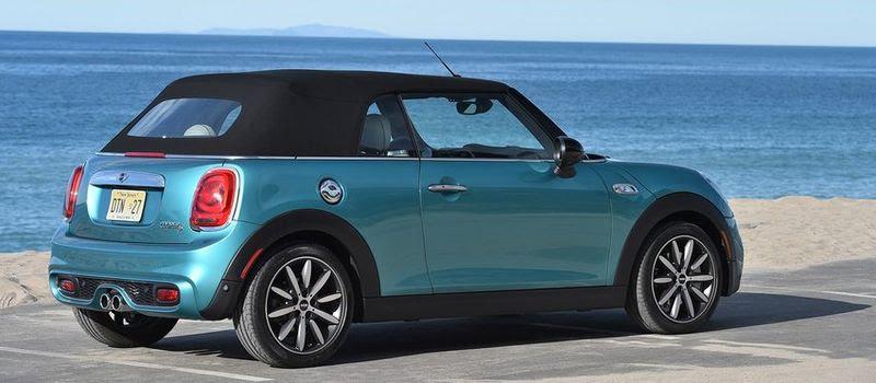"""Đánh Giá Xe Mini Cooper Convertible 2016 - xe cỡ nhỏ """"đáng gờm"""" giá 1,6 tỷ đồng tại Việt Nam - Hình 18"""