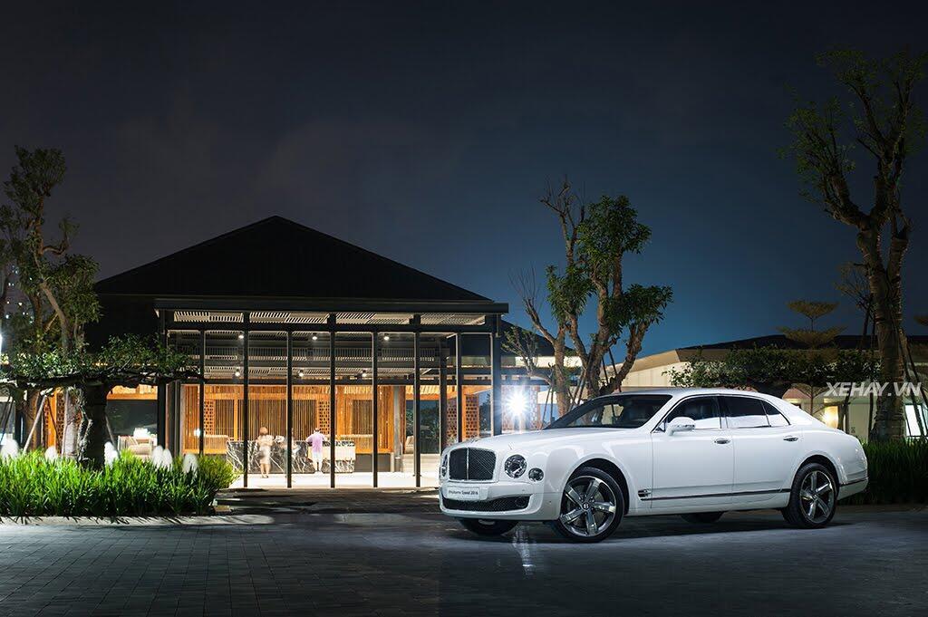 [ĐÁNH GIÁ XE] Mulsanne Speed 2016 - Thuần khiết Bentley - Hình 1