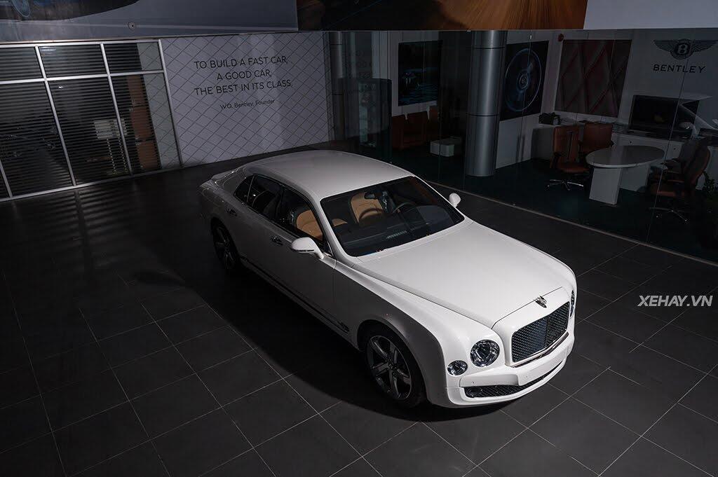 [ĐÁNH GIÁ XE] Mulsanne Speed 2016 - Thuần khiết Bentley - Hình 3