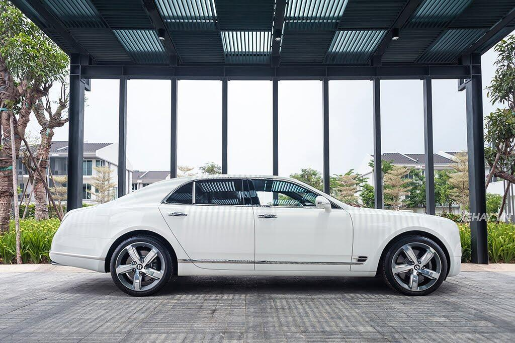 [ĐÁNH GIÁ XE] Mulsanne Speed 2016 - Thuần khiết Bentley - Hình 4