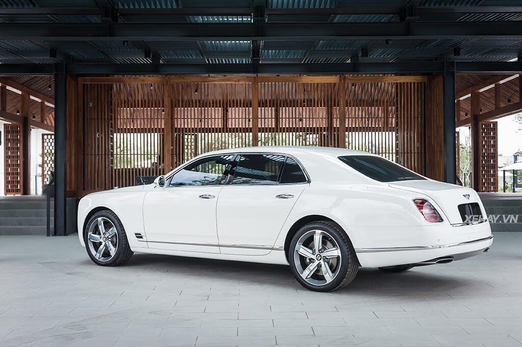 [ĐÁNH GIÁ XE] Mulsanne Speed 2016 - Thuần khiết Bentley - Hình 5