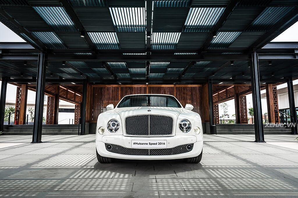 [ĐÁNH GIÁ XE] Mulsanne Speed 2016 - Thuần khiết Bentley - Hình 6