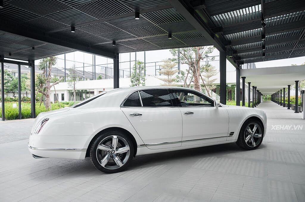 [ĐÁNH GIÁ XE] Mulsanne Speed 2016 - Thuần khiết Bentley - Hình 10